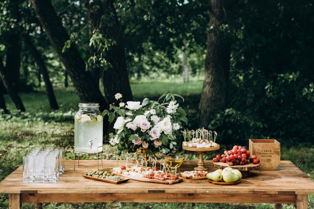 Gartenhochzeit Wedding Bar